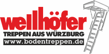 Wellhöfer Bodentreppen